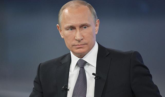 Putin: Teröre yanıt vermek ortak görevimiz