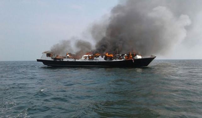 Endonezya'da tekne faciası: 23 ölü