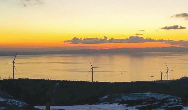 Bereket, 7 türbin daha devreye aldı, Yalova'nın rüzgar elektriğini çoğalttı