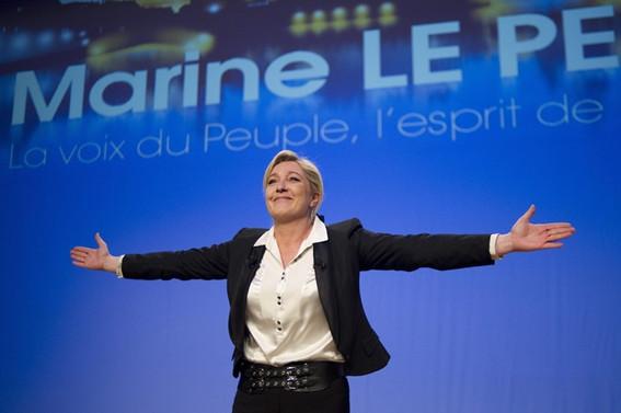 Le Pen'den Trump taktiği