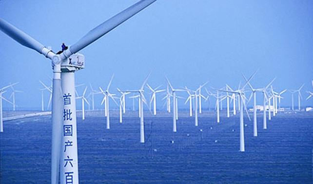 Karşınızda Çin'in küresel 'yenilenebilir' büyümesi