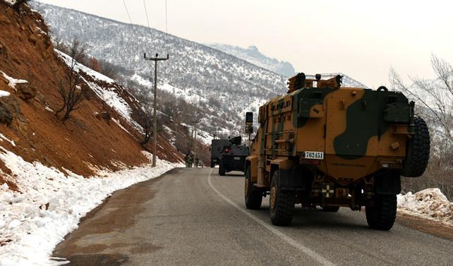 Siirt'te çatışma: 2 terörist öldü