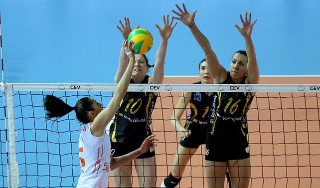 VakıfBank Şampiyonlar Ligi'nde yenilgisiz