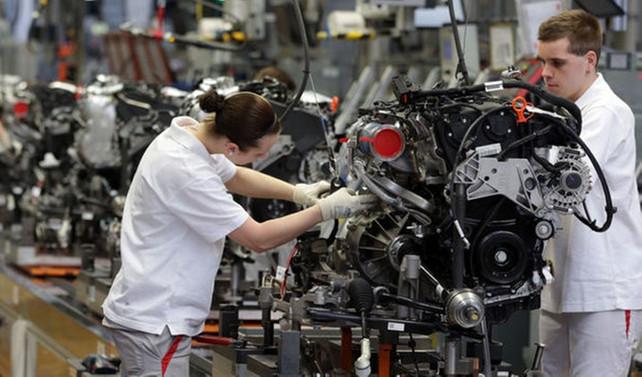 Alman sanayicileri Trump'tan korkuyor