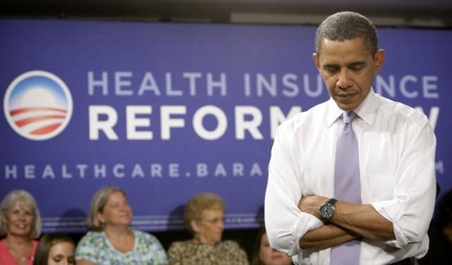 Obamacare'in iptali için ilk adım