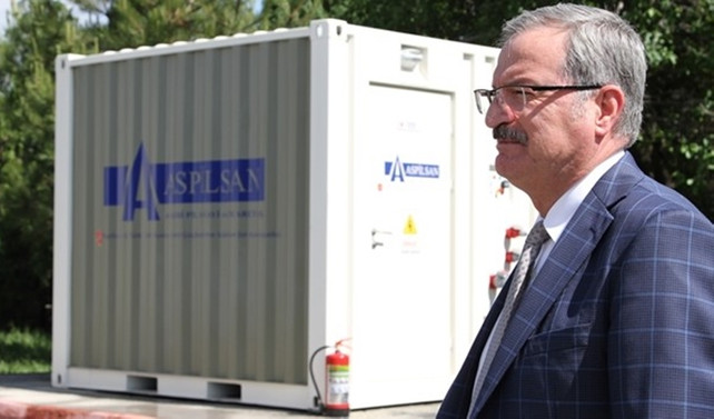 Aspilsan, enerji kesintisinin kritik olduğu alanlar için EDS geliştirdi