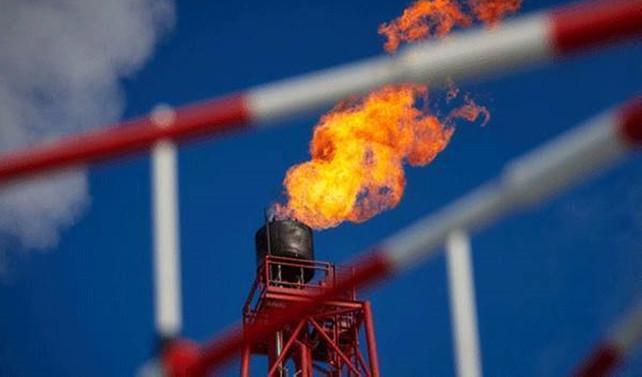 Irak'ta doğal gaz üretimi arttı