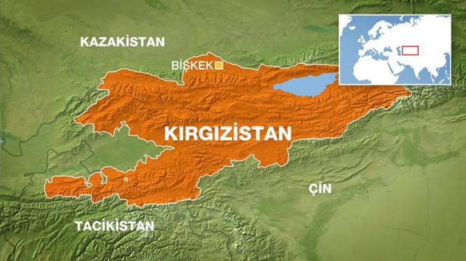 Kırgızistan ekonomisi yüzde 3,8 büyüdü