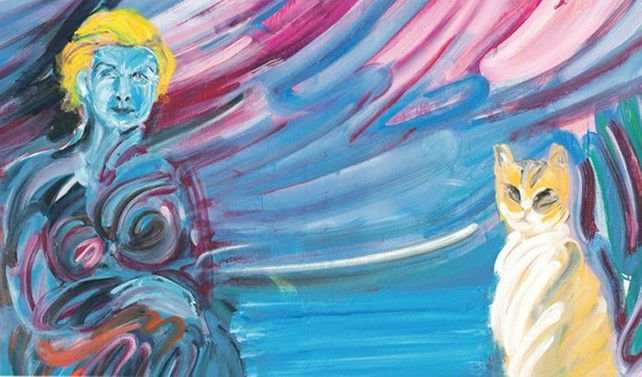 Zeid'den Uluç'a çağdaş sanatın ustalarından