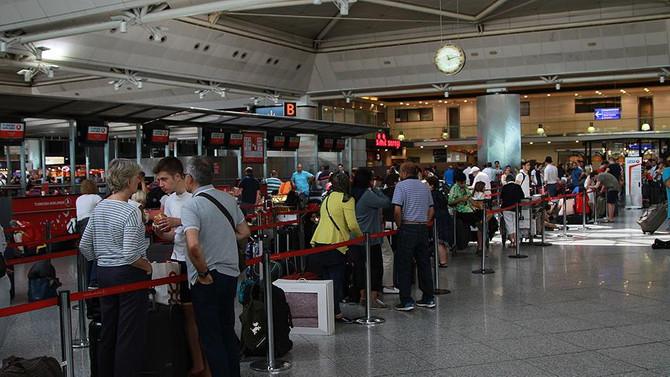 İstanbul'daki havalimanlarını 90 milyon yolcu kullandı