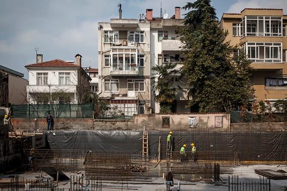 'İstanbul'da 250 bin riskli konut var'