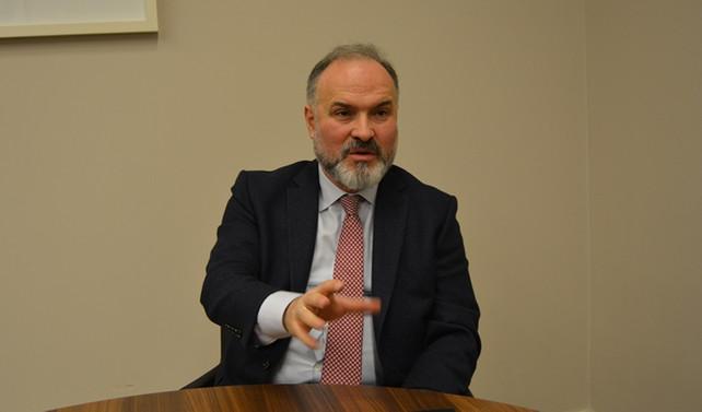 'Kur artışı korkutmadı, Türkiye'ye gelmek isteyen 4 yabancı şirketle görüştüm'
