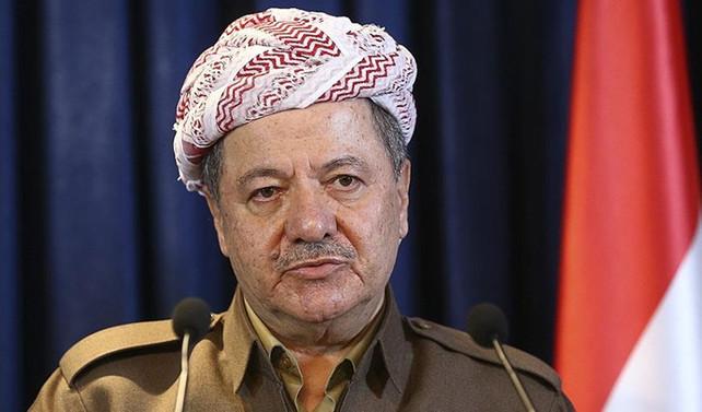 Barzani'nin görevi bıraktığı iddialarına açıklama