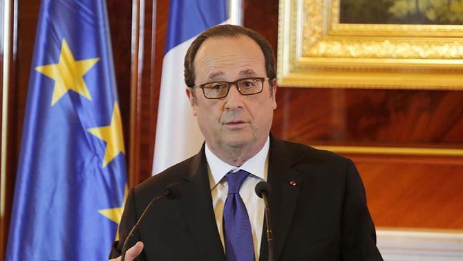 Hollande'dan Trump'a tepki