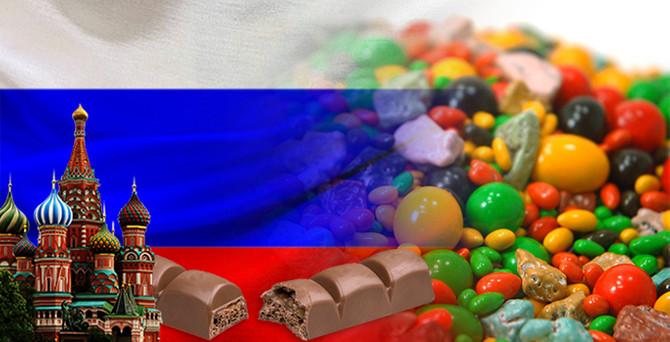 Rus perakende devi şekerleme çeşitleri ithal edecek