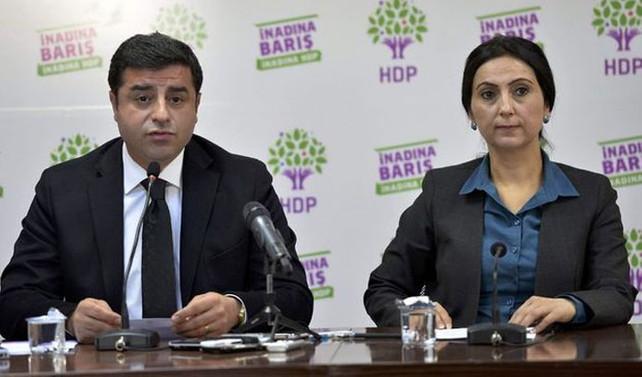 Demirtaş ve Yüksekdağ'a istenilen ceza belli oldu