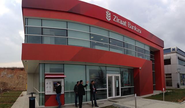 Ziraat Bankasına Gürcistan izni