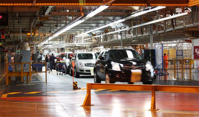GM, Meksika'daki yatırımı ABD'ye kaydıracak