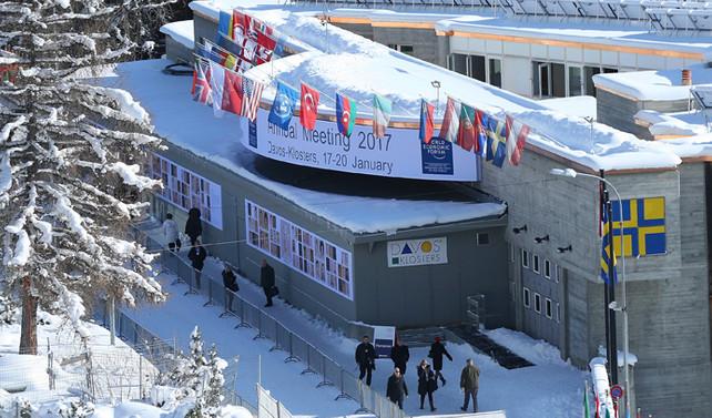 Davos'ta Trump'ın hayaleti dolaşıyor