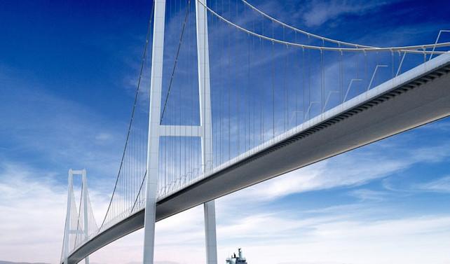 Çanakkale Köprüsü için 24 firma şartname aldı