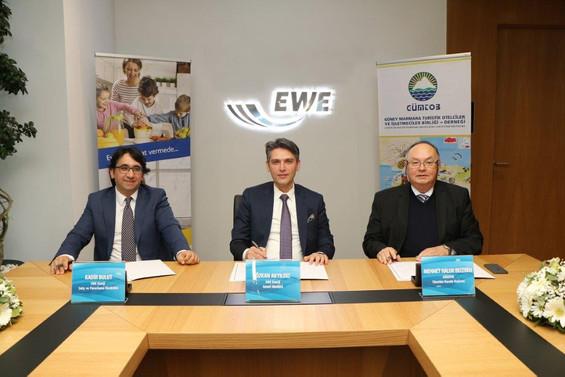 Turizmciler, indirimli elektrik için EWE ile anlaştı