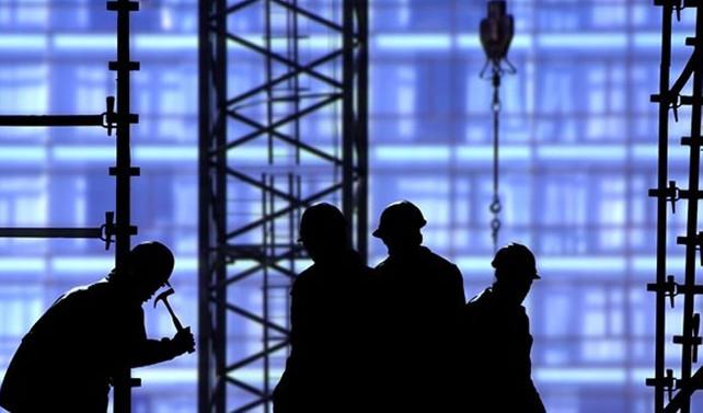 Avrupa'da inşaat üretimi yüzde 0,2 arttı