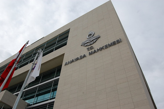Anayasa Mahkemesi örtülü ödenek kararını açıkladı
