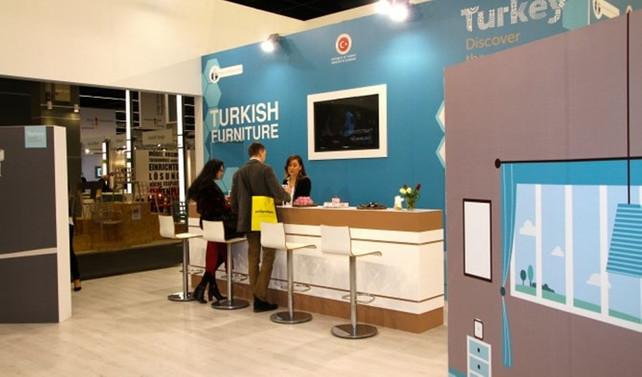 Türk mobilyacılar Köln'deki fuardan umutlu