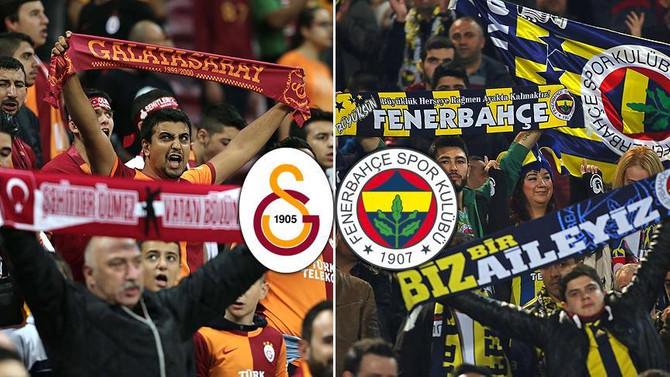 Fenerbahçe ve Galatasaray en zenginler listesinde