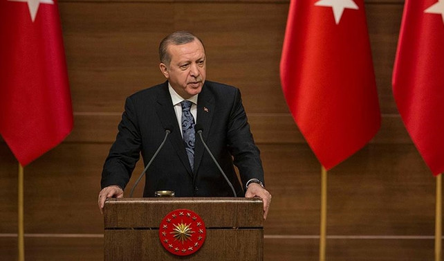 Erdoğan: Yatırımları engellemeye çalışıyorlar