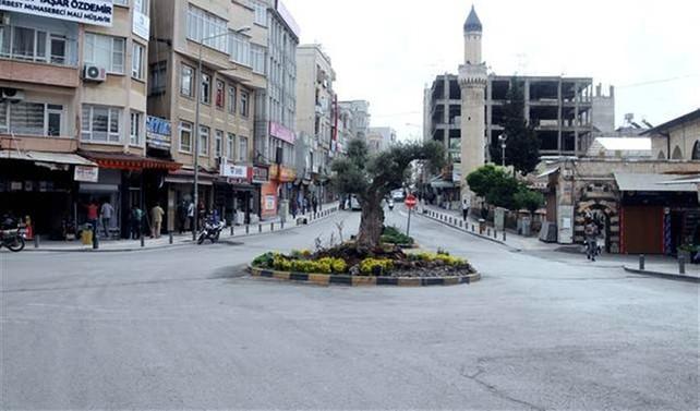 Kilis'te karanlıkta basın açıklaması yapılamayacak