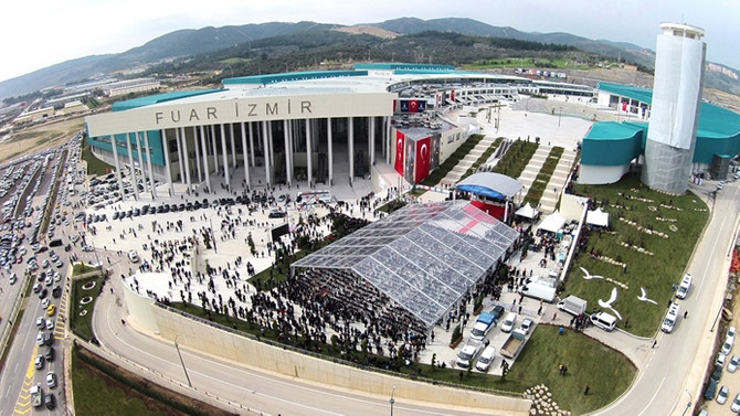 İzmir tarım fuarı başladı