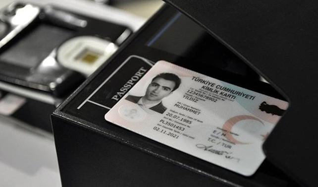 Yeni kimlik kartı başvuruları bugün başladı