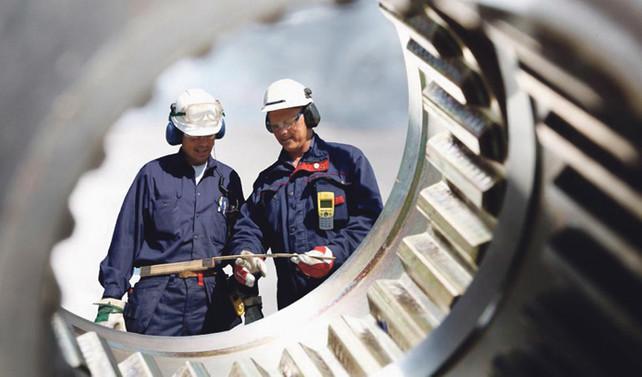 Euro Bölgesi'nde imalat PMI 5 yılın zirvesinde