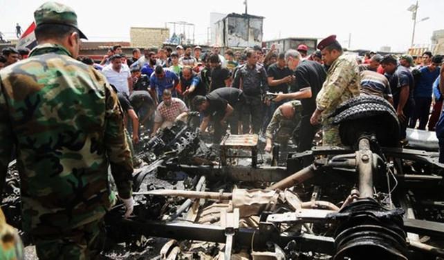 İki başkentte şiddetli patlama: 44 ölü