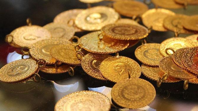 Dolarla birlikte altın da yükseldi