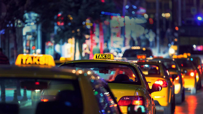 Taksilerde 'indi bindi' ücreti bugün resmen başladı