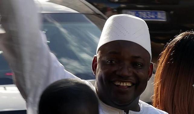 Gambiya'da Jammeh ülkeyi terk edecek