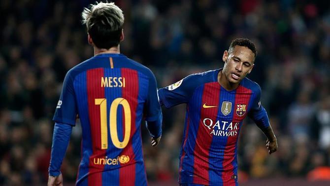 Barcelona, Eibar'ı farklı yendi