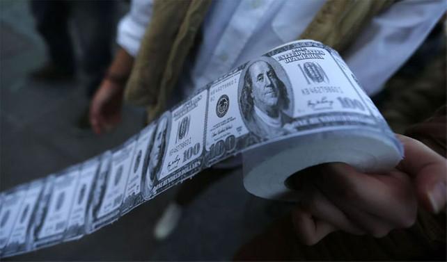 Dolar, Trump sonrası düşüşte