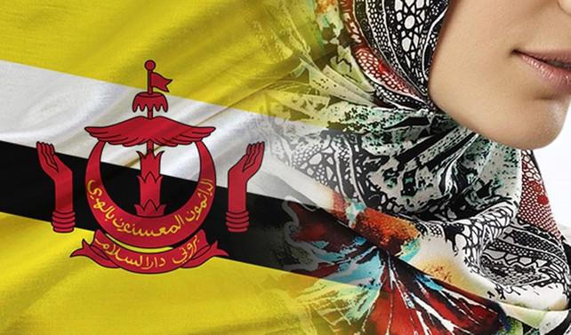 Eşarplarımız Brunei'den talep ediliyor