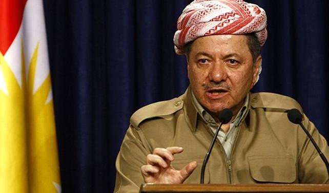 Barzani: Kürdistan'ı kurarım