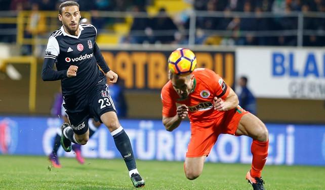 Beşiktaş liderliği aldı