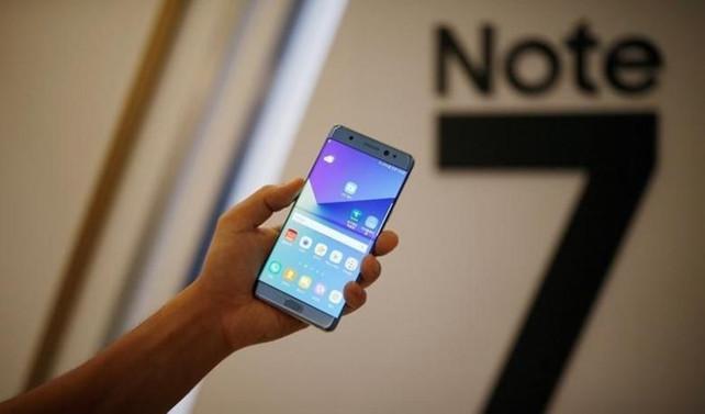 Samsung, Note 7'ye rağmen kârını yüzde 50 artırdı