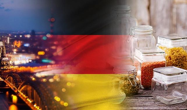 Alman firma kare kesitli kavanoz satın alacak