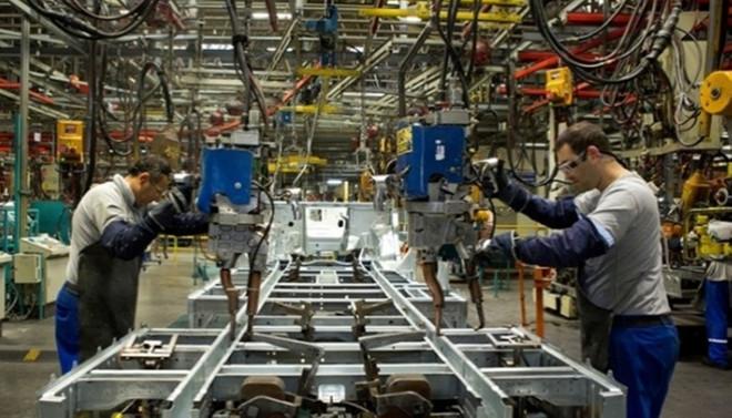 Almanya imalat PMI üç yılın zirvesinde
