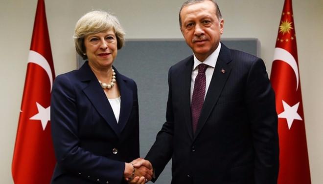 May, Türkiye'ye geliyor