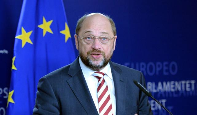 Almanya'da demokratların adayı Schulz