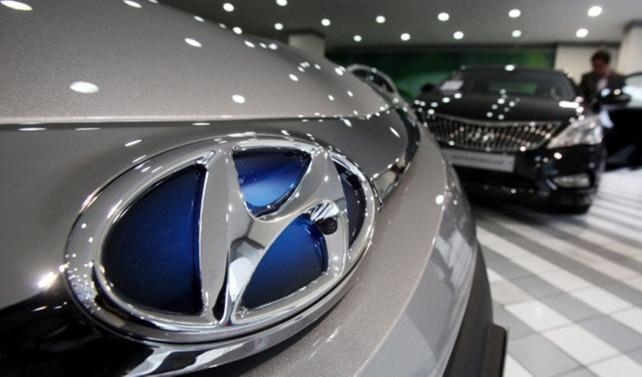 Hyundai kârı önemli ölçüde geriledi