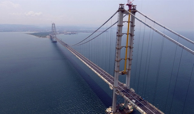 Çanakkale Köprüsü'nde ilk kısım için ihaleye çıkılıyor